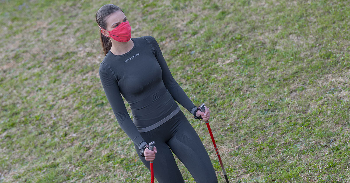 What's new – Posture and Nordic Walking – 2 related worlds