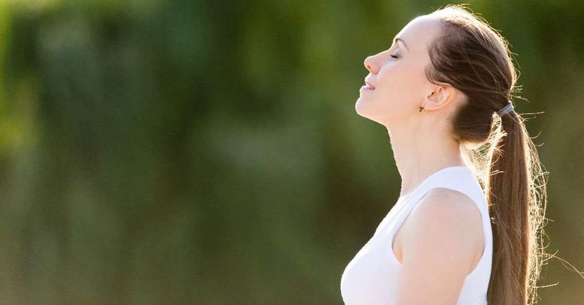 What's new – Breathing well – the first rule to feel good